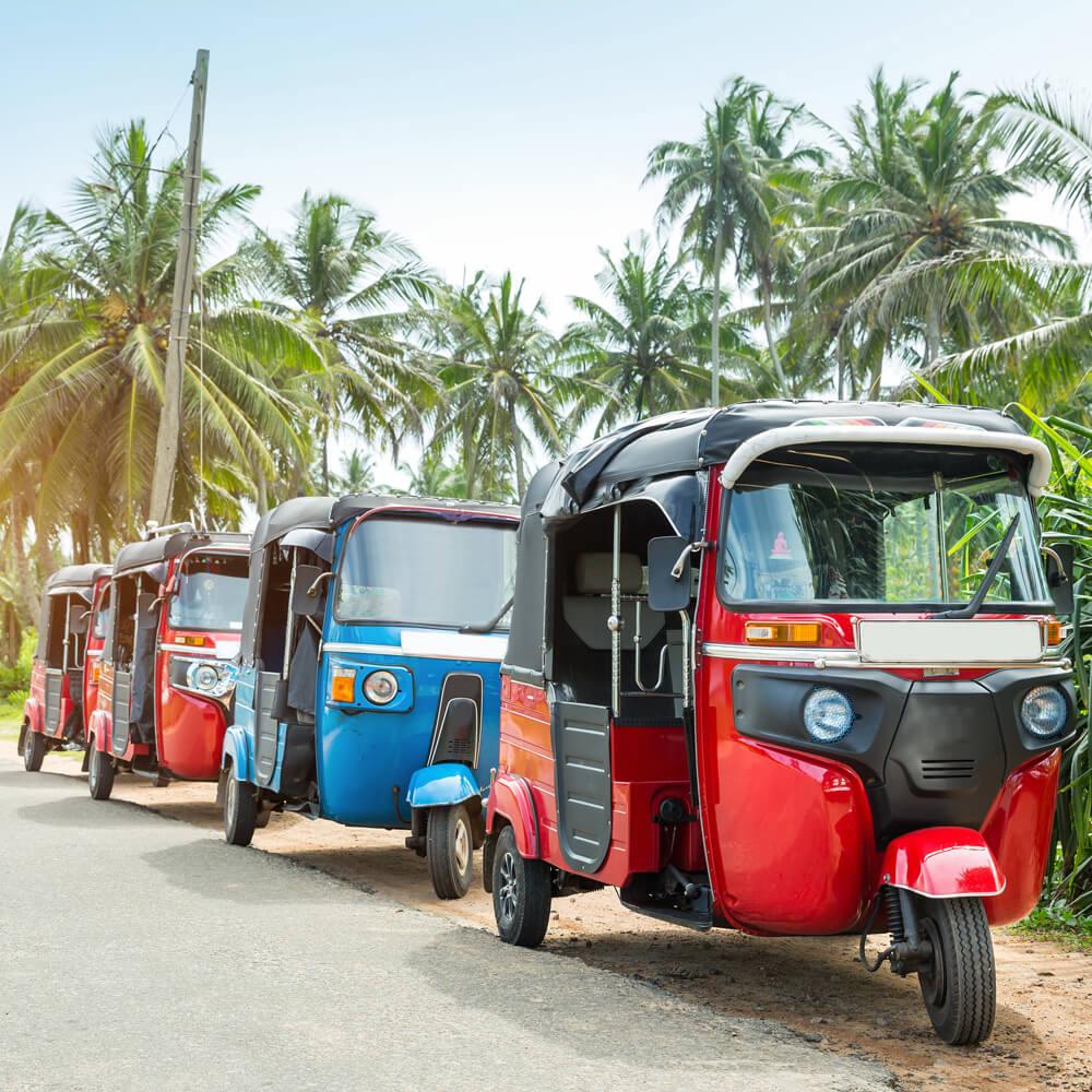 Sri Lanka Taxis